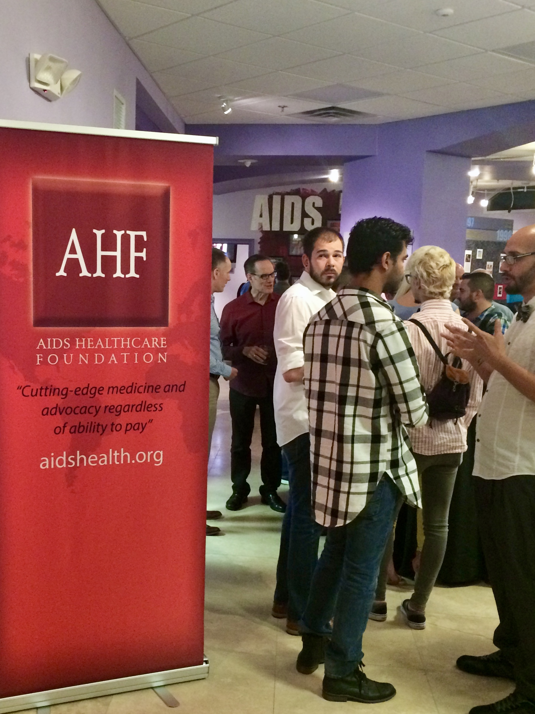 AHF Righteous Rebels Book Party--4