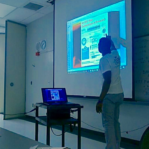 HIV STI Education at Blanche Ely High School 3