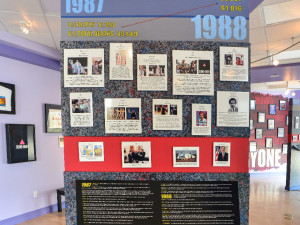 Post Opening Museum and Chronology of AIDS Tour-10