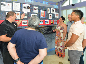 Post Opening Museum and Chronology of AIDS Tour-3