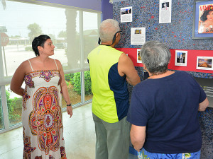 Post Opening Museum and Chronology of AIDS Tour-6