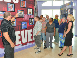 Post Opening Museum and Chronology of AIDS Tour-7