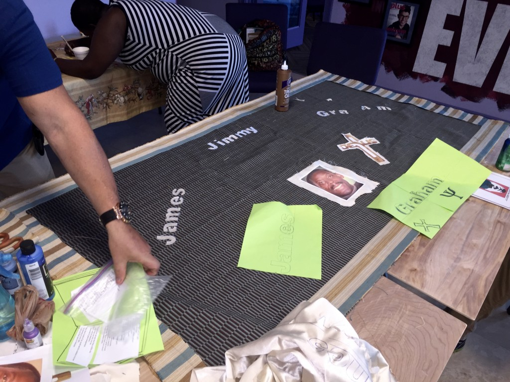 Quilt-making Event