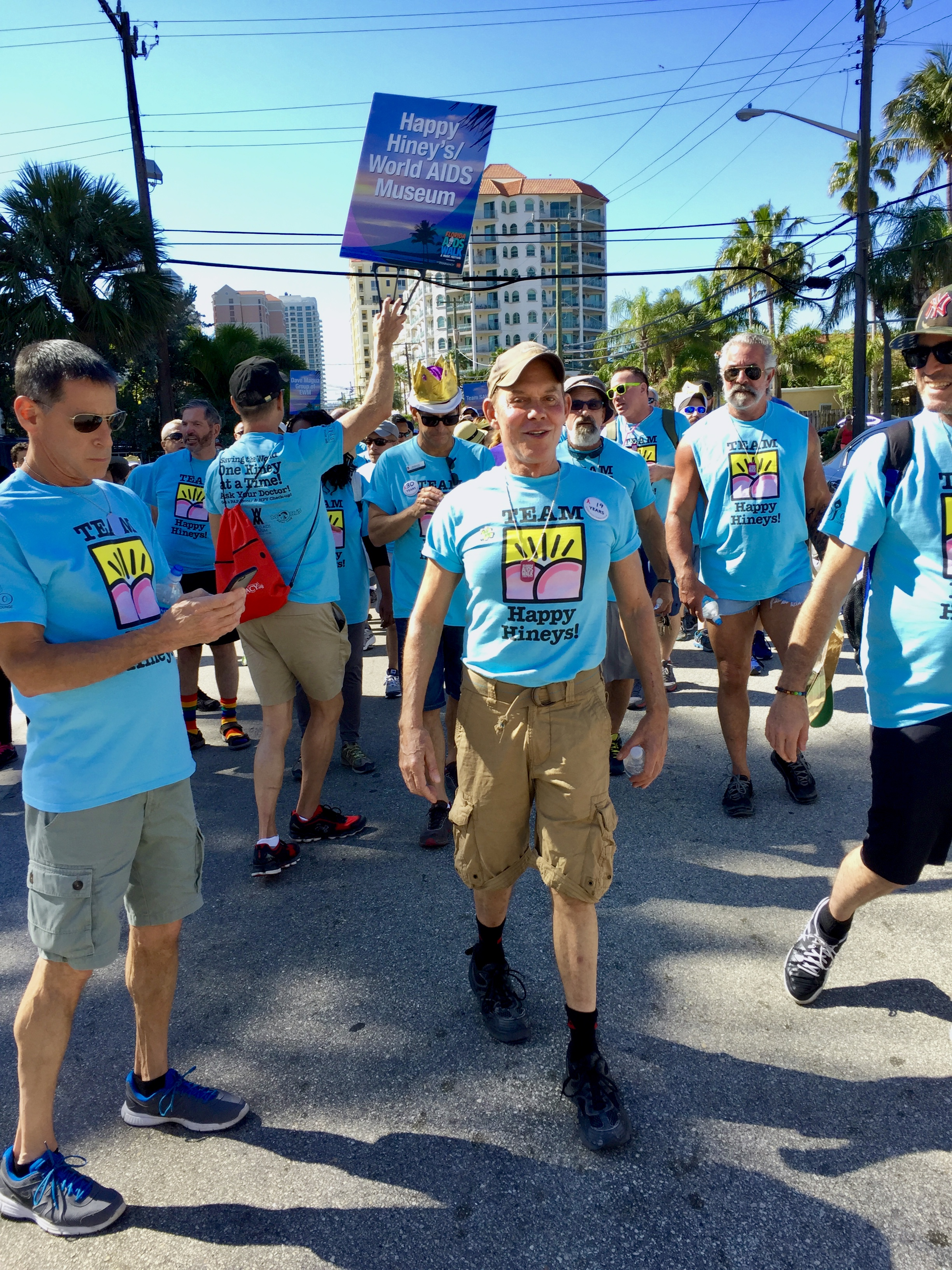 2017 Florida AIDS Walk WAM and Happy Hineys 5