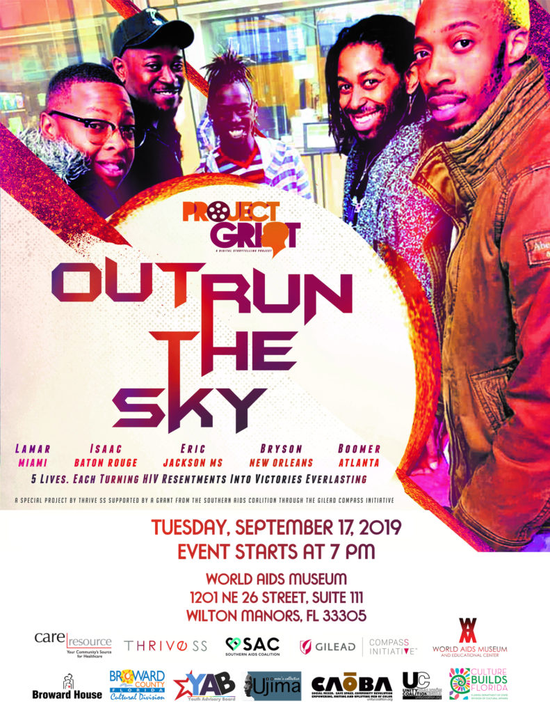 """Outrun The Sky"" Film Screening and Community Dialogue"