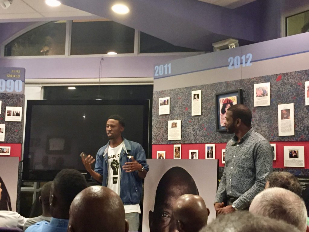 """Screening of the film, """"Thicker Than Blood""""--6"""