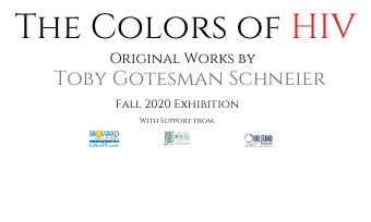 The Colors of HIV Exhibit private tours
