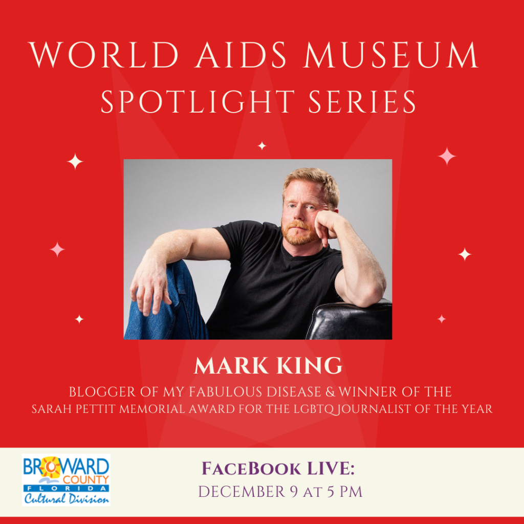 Spotlight with Mark King