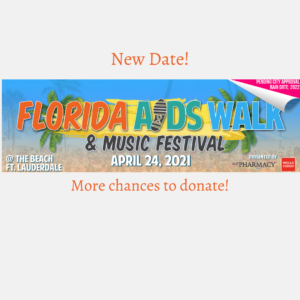 Florida AIDS Walk 2021