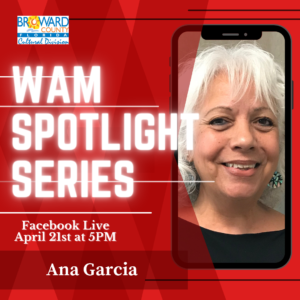 Spotlight Series with Ana Garcia, PhD