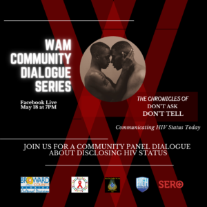 Community Dialogue Series: Communicating HIV Status Today