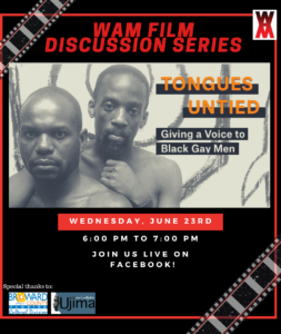 Film Discussion Series: Tongues Untied