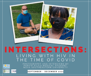 Intersections: Living with HIV in the time of Covid-19